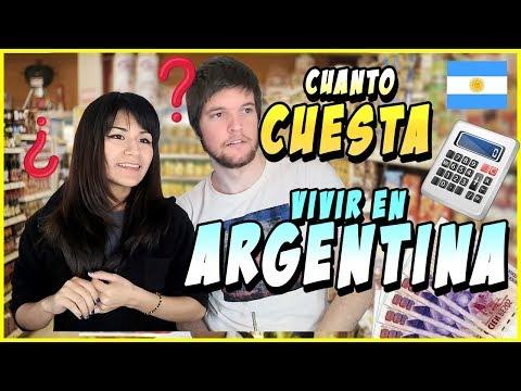 ¿CUANTO CUESTA VIVIR EN ARGENTINA? - Che Boludo