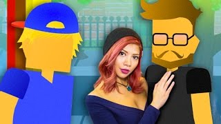 HIPSTER STOLE MY GIRL! - Flix & Chill Episode 1
