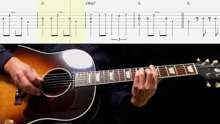 Guitar TAB : Ask Me Why (Lead Guitar) - The Beatles