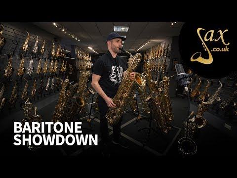 Baritone Saxophone Showdown