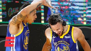 Breaking down incredible Stephen Curry stats   KJZ