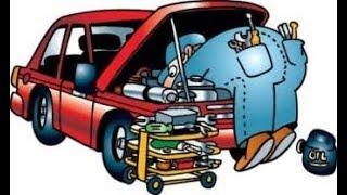 Замена рулевой рейки ВАЗ 2110