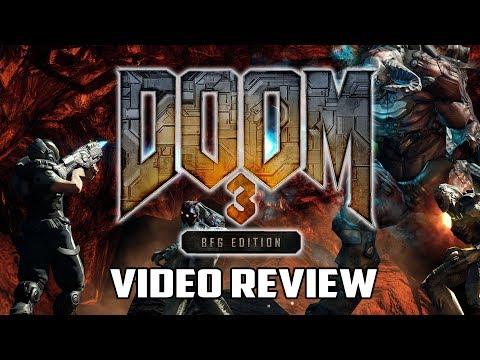 Steam Community :: Video :: Doom 3: BFG Edition Review