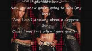 If - Destiny's Child .with lyrics