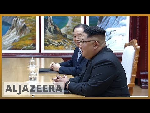 🇺🇸 🇰🇵 Reports: Former North Korean spy chief heads to US for talks | Al Jazeera English
