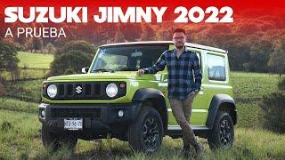 Suzuki Jimny, a prueba: un todoterreno de bolsillo, capaz como los grandes