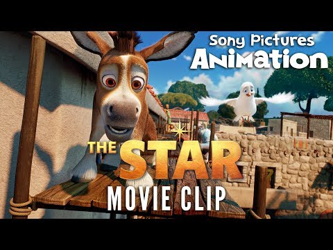 The Star The Star (Clip 'Donkey on the Run')