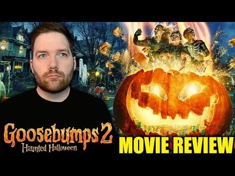 Goosebumps 2: Haunted Halloween – Movie Review