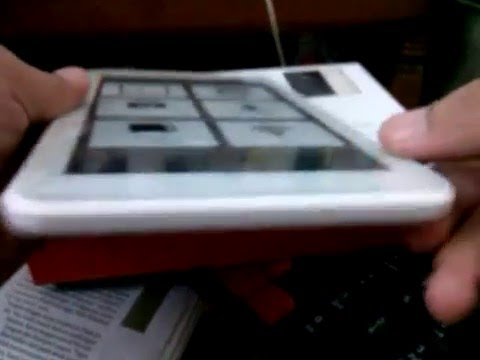 Unboxing Tab Ram 1GB ~ Mito T99+