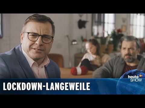 Lockdown: Už nemůžeme! - heute show