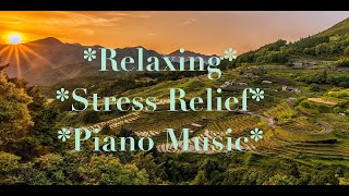10 Hours Relaxing Piano Music,Stress Relief Music,Meditation Music,Study Music,Luxury Spa.