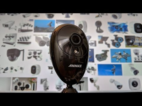 Annke Nova S WIFI Security Camera Review (1080p, SD Card, Alexa, IFTTT,Motion Alarm ) 36% Off Coupon