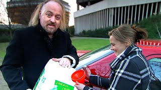Mercedes Fuelled By Chip Fat With Bill Bailey #TBT   Fifth Gear