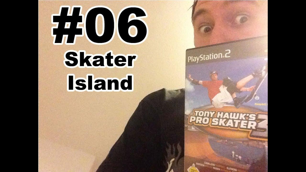 #06 Tony Hawk's Pro Skater 3 – Skater Island (Speedy Renton Let's Play)