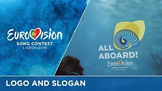 Eurovision Song Contest 2018 - Logo & Slogan presentation