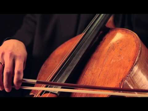 Cellist Sung-won Yang - Bach Suites
