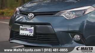 2016 Toyota Corolla Car Review | Maita Toyota | New & Used Car Dealership