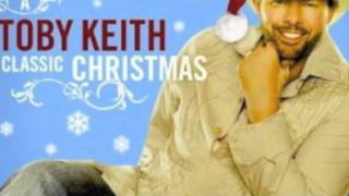 Santa I'm Right Here Toby Keith
