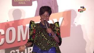 Alex Muhangi Comedy Store Sept 2019 - Ssenga Justine Nantume