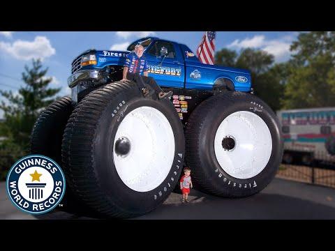 The Monster of All Monster Trucks
