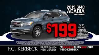 FC Kerbeck Buick GMC Janurary 2019