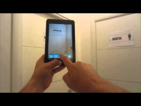 Video of Voice Cam for Blind