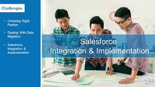 4 Salesforce Implementation Challenges Faced by Enterprises