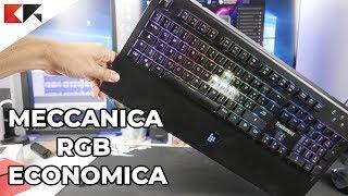 Recensione tastiera meccanica TRONSMART TK09R - SETUP,  Modalità RGB e MACRO