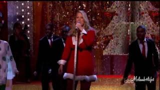 Mariah Carey - Oh Santa! - Live ABC Christmas
