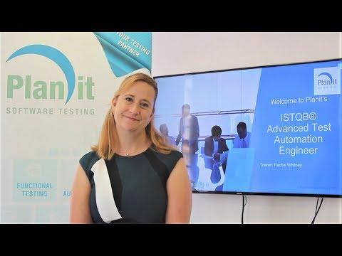 ISTQB Advanced Test Automation Engineer - YouTube