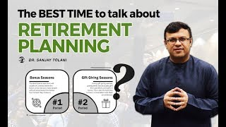 When Is The Best Time To Talk About Retirement Planning? | Retirement Planning Playbook