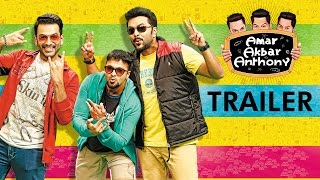 Amar Akbar Anthony Official Trailer