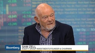 Sam Zell Has Doubts About France Leaving the Euro