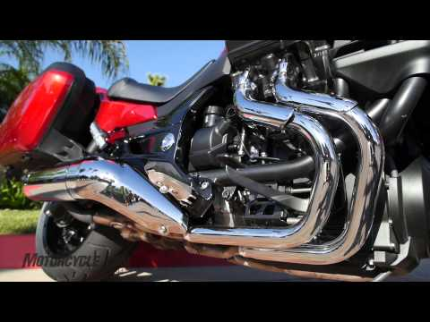 2014 Honda CTX1300 Review