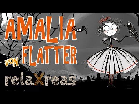 AMALiA von FLATTER (Leseprobe) Vampire tanzen nicht mit Feen - Entspannt vorgetragen (ASMR)
