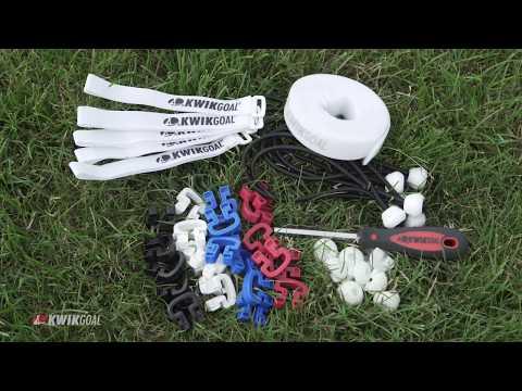 352734a49 Kwik Lock® Net Clips - 50 Pack - 10B3201 - Kwik Goal | Soccer Store