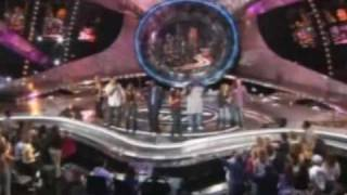 American Idol - Season 2 - Top 8 Group Medley - All Night Long