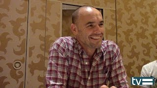 "Сериал ""Стрела"", Paul Blackthorne Interview - Arrow Season 4"