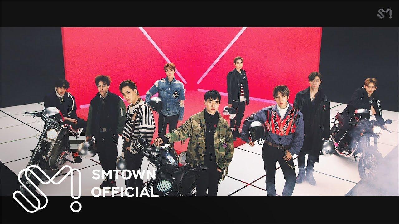 [Korea] MV : EXO - Tempo