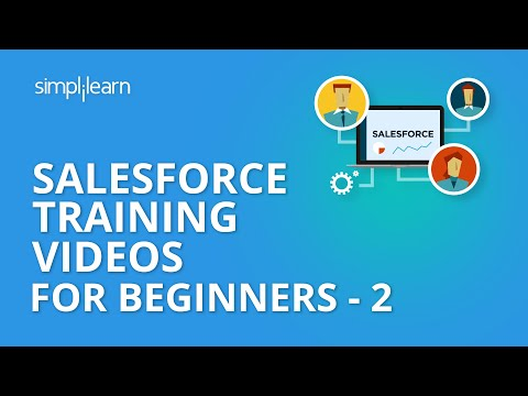 Salesforce Training Video For Beginners - 2 | Sales Cloud Training ...