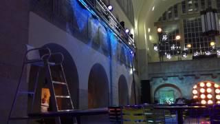 Audi Q2 untaggable clubbing – Berlin