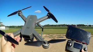 MJX Bugs 20 EIS 4K Electronic Stabilized Drone Flight Test Review