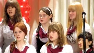 Что такое Снеженика. I Фестиваль детских хоров