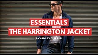 The Harrington Jacket - Men's Wardrobe Essentials