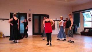 preview picture of video 'Kurzy flamenca Ostrava s Anetou Suchomelovou - tangos de Málaga'
