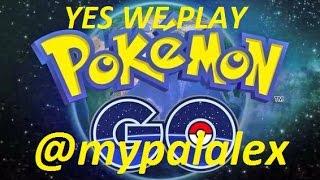 @mypalalex Q&A 109 Yes We Play Pokemon Go! Alex's Toy Show #663