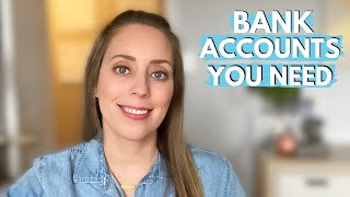 5 Bank Accounts Everyone Needs To Manage Your Money