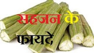 सहजन के फायदे -DRUMSTICK BENEFITS IN HINDI- HEALTH CARE TIPS IN HINDI