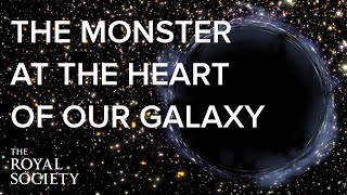 Professor Andrea Ghez - The monster at the heart of our galaxy