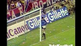 СССР-Бразилия.Чемпионат мира по футболу 1982г.